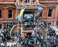 Eagles Parade at the Union League